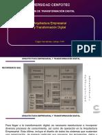 05 - Arquitectura Empresarial y Transformación Digital