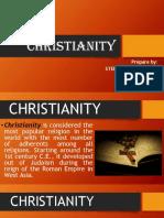CHRISTIANITY STEPHANIE