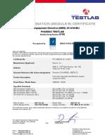 V5035_16-112372 Module B Certificate