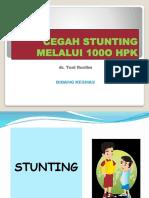 CEGAH STUNTING MELALUI 100O HPK.pptx