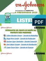 Listerine Presentacion - Master Group