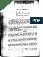 1970.the Development of Underdevelopment(2)