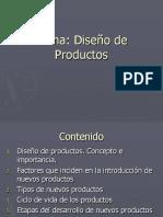 UNIDAD 2 - DISEÑO DE PRODUCTO