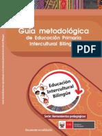 Guía metodológica de Educación Primaria Intercultural Bilingue