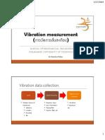 Vibration measurement