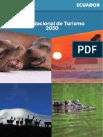 Ministerio de Turismo del Ecuador - FINAL