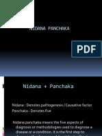 nidana panchaka 1-7