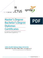 Ignou Exam Form Pdf