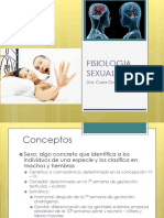 FISIOLOGIA SEXUAL