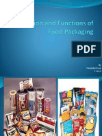 Introduction and Functions of Food Packaging