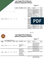 Alpine Motel - Fire Inspector Report