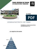 TEMA VII-Elaboracion de objetivos