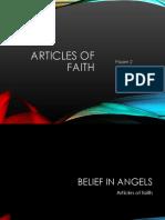 Angels + Books + Prophets