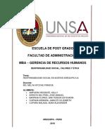 RSE - Aceros Arequipa