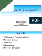 RF/Microwave Engineering ABCs