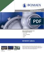 BOMAFA Steam Conditioning Valves