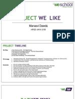 WeLike Project