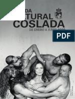CULTURA | Agenda Cultural de Coslada / De Enero a Junio 2020