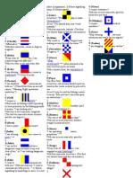 International Flag of Signal