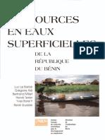 les ressources en eaux de superficieles du Benin.pdf