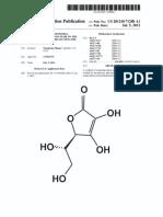 patent liposomas vitamina c