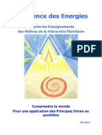La SCIENCE DES ENERGIES CDF-J 30.04.2014