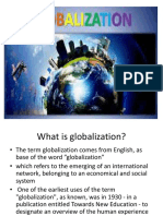 Globalization- Powerpoint