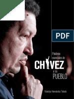 Palabras esenciales de Chávez a su pueblo-Book