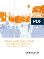 Global Public Space Toolkit From Global Principles to Local Policies and Practice