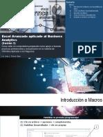 CNI Sesion 3 Excel Avanzado aplicado al Business Analytics