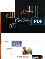 ISLAM JIHAD AND TERRORISM