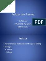 Copy of Fraktur dan Trauma