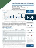 Informe del INE sobre el IPC de diciembre