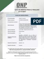 BASES CPMT N°130 - 2019-R