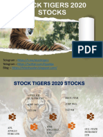 Stock Tiger recommendation
