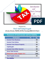 Direct Tax - III (Last minute revision).pdf