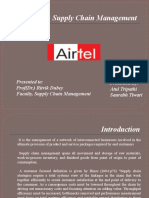 Supply Chain Management-Atul