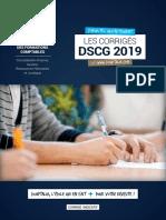 UE1 Gest Juridique et Sociale Sujet et Corr 2019