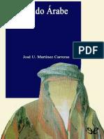 Martinez Carreras, Jose Urbano - El Mundo Arabe e Israel [19046] (r1.0).epub