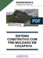 Sistema Construtivo Com Pré-Moldado Em Caçapava