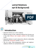 1.1_Industrial_Relations-_Concept_And_background