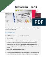 PART 57 WPS Understanding – Part 1