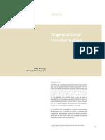 03 Organizational Transformation