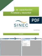 Curso de capacitación PCM Y WHMI