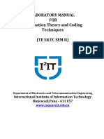 ITCT Lab manual 2018-19