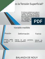 00 - PRESENTACION FISICA DE FLUIDOS, TENSION SUPERFICIAL
