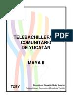 Curso de Lengua Maya 2
