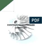 Esercitazione Progettazione Compressore