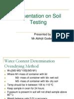 presentation on soil testing.ppt