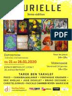 Exposition Plurielle à Lyon